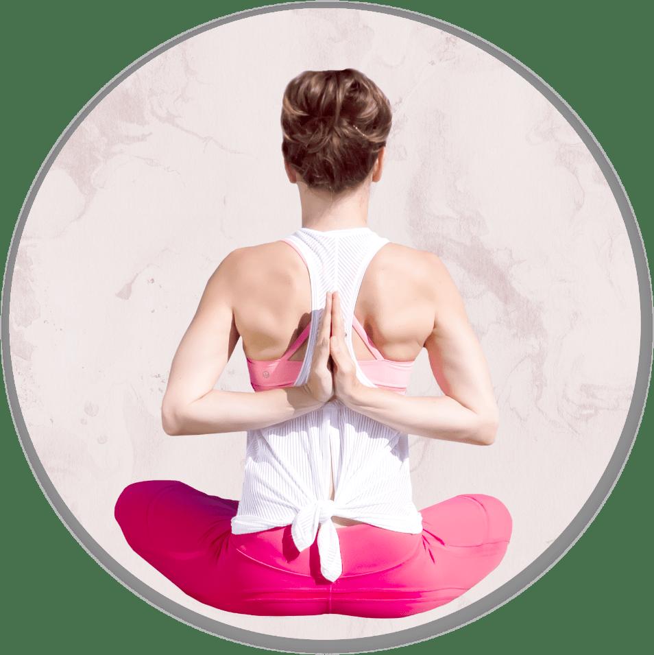 11Nancy in Yoga Pose